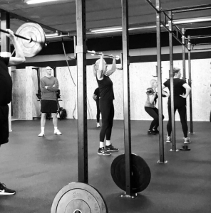 WOEST Training Fifty Fit lessen