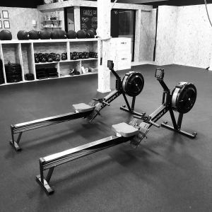 WOEST Training Concept2 roeiers